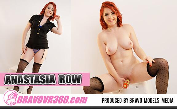 VR Porn 266 - Anastasia Row
