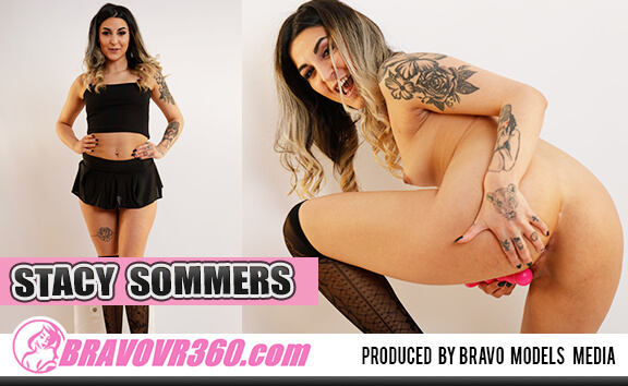 VR Porn 269 - Stacy Sommers