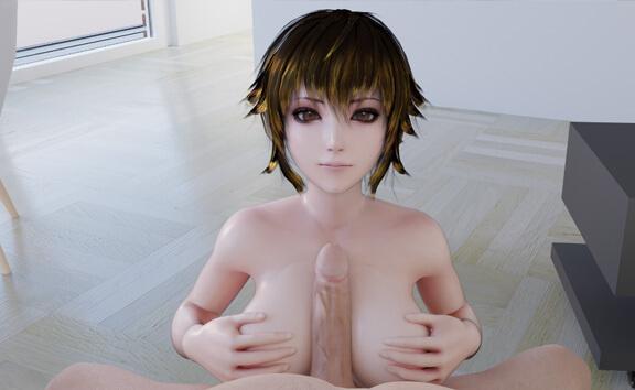 VR Porn Reina Big Booty Ride
