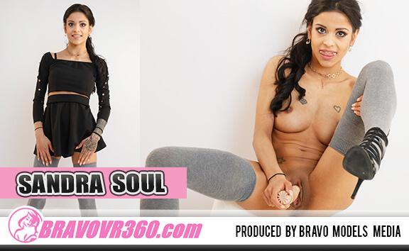 VR Porn 284 - Sandra Soul