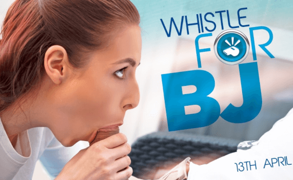 VR Porn Whistle For BJ