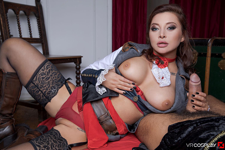 Anna Polina & VRCosplayX | SexLikeReal