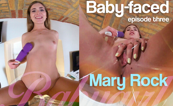 VR Porn Baby Faced - Ep. 3: Pussy Rubbing