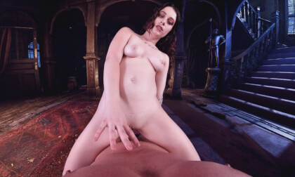 VR Porn Victorian Mansion