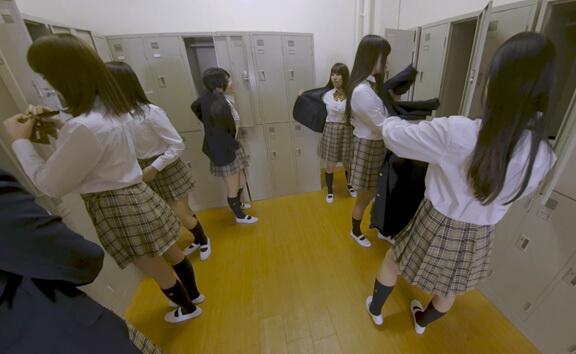 VR Porn Invisible Man Invades Girls School - Part 2