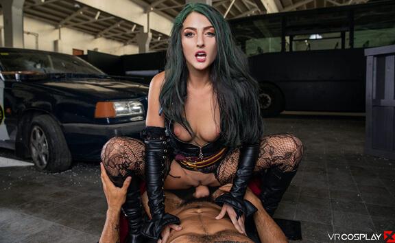 VR Porn Bullet Witch A XXX Parody