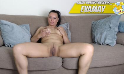 Eva May, An Initimate Moment