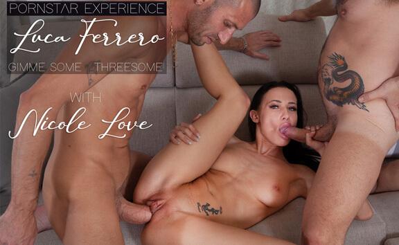 VR Porn Gimme Some Threesome - POV