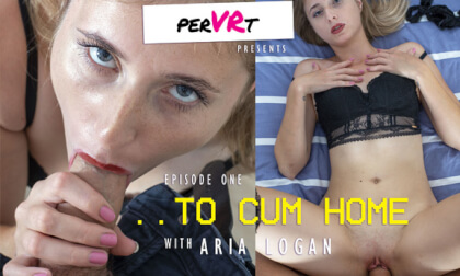 VR Porn To Cum Home, Ep. 1