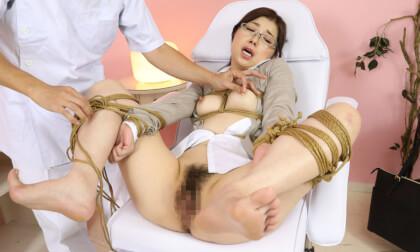 VR Porn Tsubaki Katou – Shibari Massage Salon for Perverted Teacher Part 1