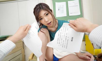 VR Porn Yuuna Ishikawa – What If We Changed Roles? Part 1