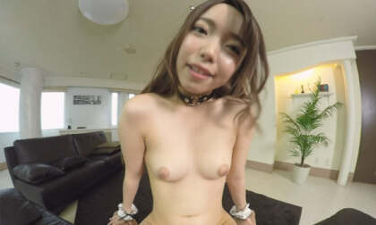 VR Porn Miki Aise – Please Taste My Pussy Part 2