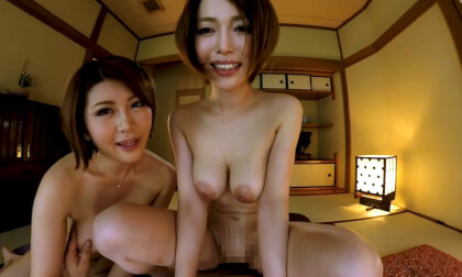 VR Porn Mio Kimijima & Yuuri Oshikawa – Detour Off the Fans Thanksgiving Day Bus Part 5
