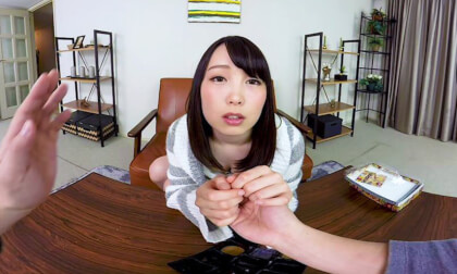 VR Porn Yoshika Futaba and Nao Kiritani – Innocent Teasing Leads to Creampie Harem Part 1