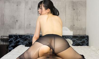 VR Porn Sumire Kurokawa – Pantyhose Coworker Secret Sex Meeting Part 2
